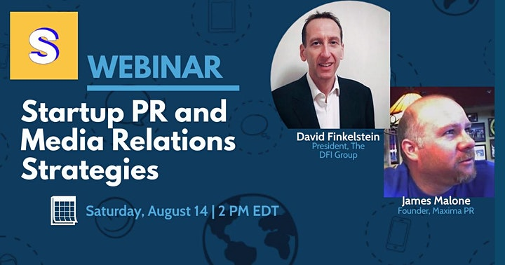 #67:Startup PR and Media Relations Strategies - Principles and How-Tos image