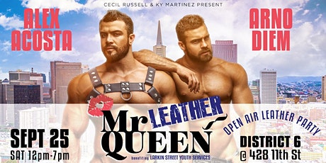 Mr. Leather Queen tickets