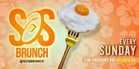 S.O.S Brunch at Embr Lounge    Sunday 1pm-7pm tickets