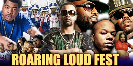 Roaring Loud Festival-TSU Homecoming tickets