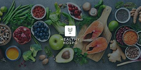 CHRISTCHURCH: Healthy Hospo presents.... NUTRITION tickets