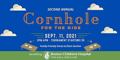 Cornhole for the Kids - 2nd Annual tickets