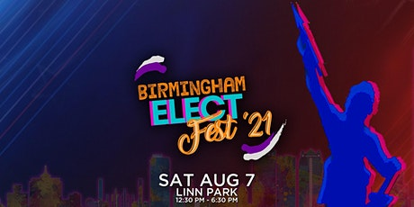 Birmingham Elect Fest 21' tickets