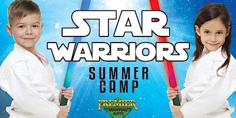 Summer Star Warriors Camp tickets
