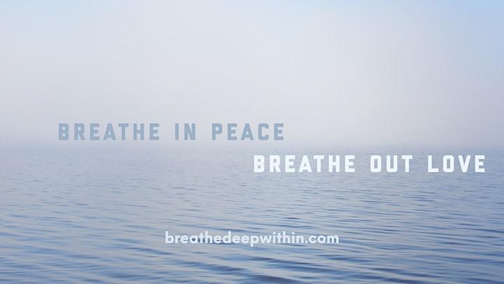 FREE Online Meditation, Breathwork & Sound Healing Mondays & Wednesdays image