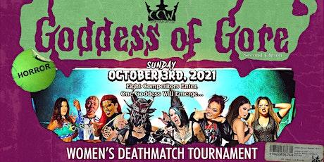 Goddess Of Gore tickets