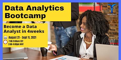 Data Analytics Bootcamp tickets