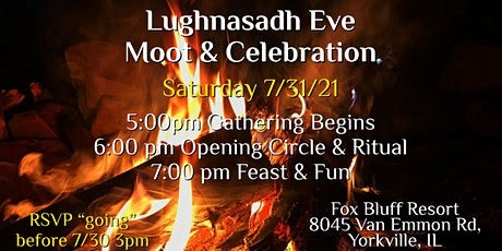 Lughnasadh (Lammas) Moot & Celebration tickets