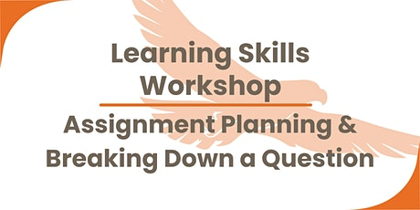 Assessment planning and breaking down a question tickets