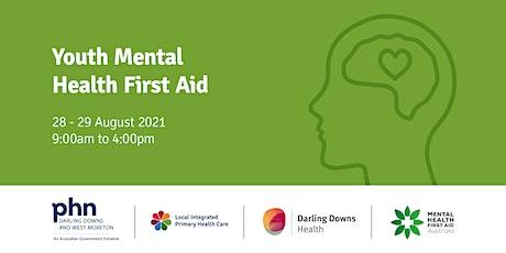 Youth Mental Health First Aid - Kingaroy tickets