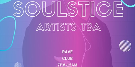 Paradise Events Presents Soulstice Aug 27th tickets
