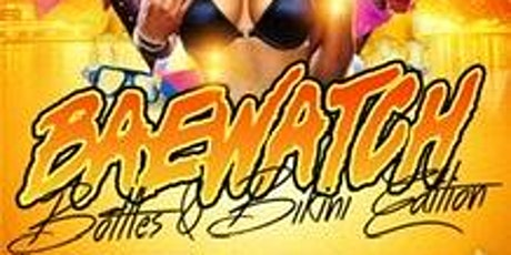 BaeWatch: Bottles & Bikinis Edition tickets