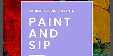 Paint and Sip Night Two tickets