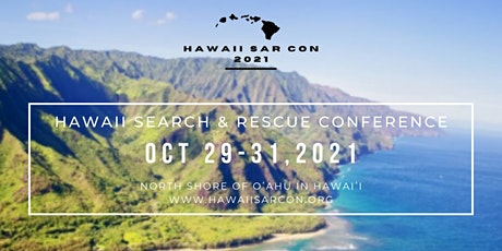 Hawaii Search and Rescue Conference (HI SARCON) tickets