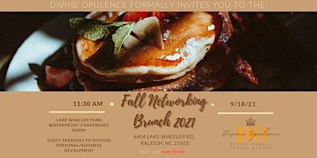 Fall Networking Brunch 2021 tickets