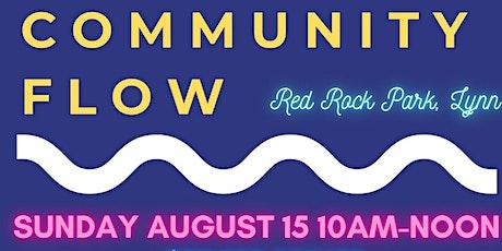 Community Flow tickets