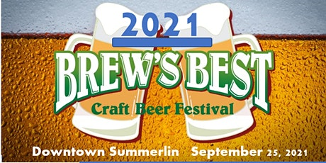 New Vista's Brew's Best Festival @ Downtown Summerlin tickets