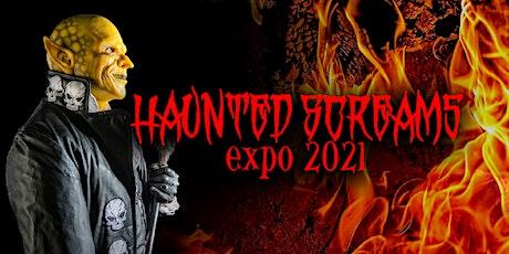Haunted Screams Expo 2021 tickets