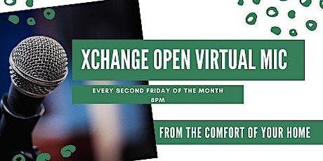 Xchange Open Virtual Mic tickets