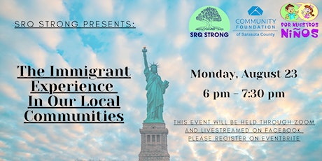 The Immigrant Experience  In Our Local Communities tickets