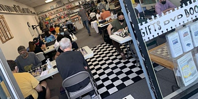 2021 Saturday Open (Over-the-Board Chess Tournament)
