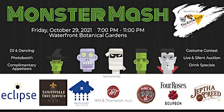 Monster Mash 2021 - Benefitting The Arrow Fund tickets