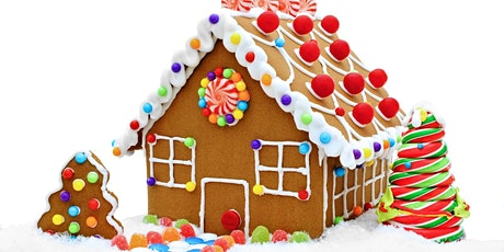 Family gingerbread house workshop tickets