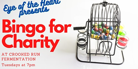 Eye of the Heart presents Bingo for Charity at Crooked Run Fermentation tickets