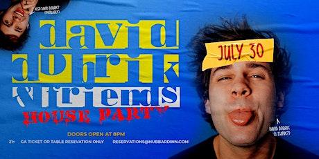Party With David Dobrik & Friends tickets