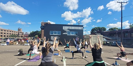 Outdoor Workout with Basecamp Fitness and Honour Coffee & Raw Juice tickets
