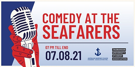 Comedy at the Seafarers tickets