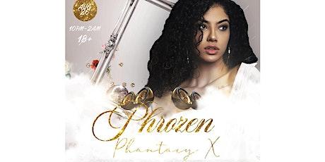 Phrozen Phantasy X - Annual All White Affair tickets