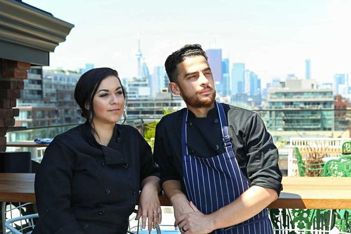Four Course Dinner with Craft Beer Pairing hosted by TOP CHEF CANADA STARS image