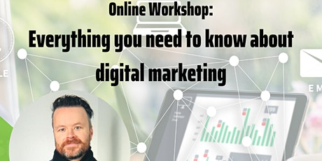 Everything you need to know about digital marketing tickets