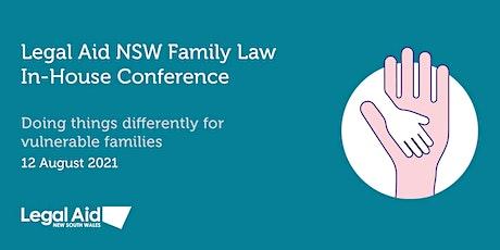 Family Law In-House Conference biglietti