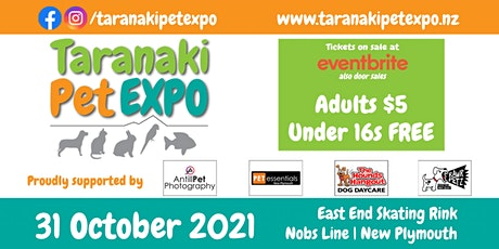 Taranaki Pet Expo tickets
