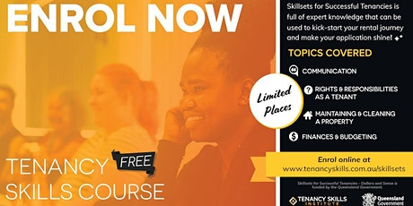 Gladstone Tenancy Skills Course tickets