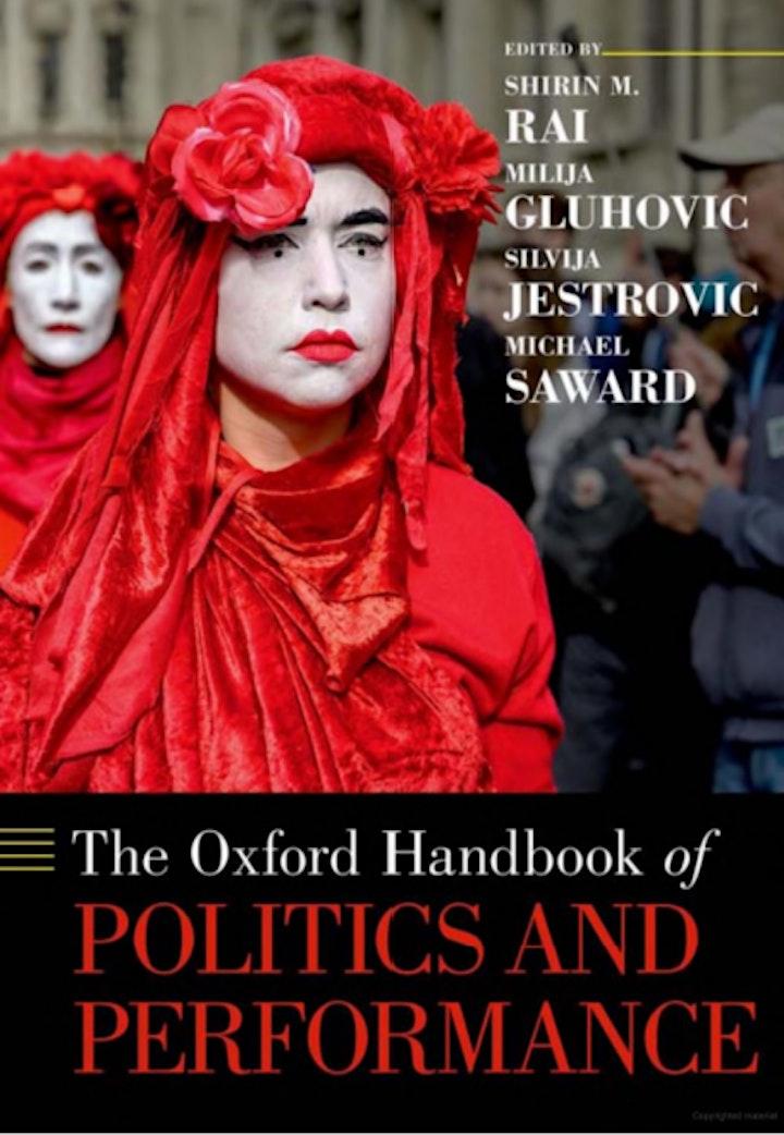 UQ Visual Politics Seminar 8: Prof Shirin Rai image