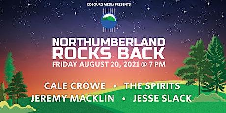 Northumberland Rocks Back tickets
