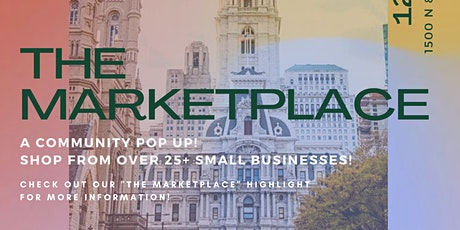 The Marketplace: Community Pop Up tickets