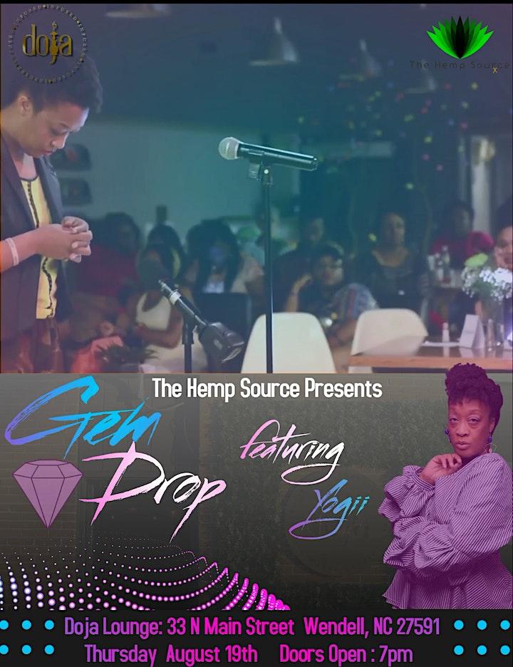 Gem Drop @ Doja Lounge (Featuring Yogii & Oceaque) image
