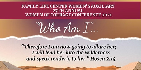 Women of Courage Annual Conference tickets