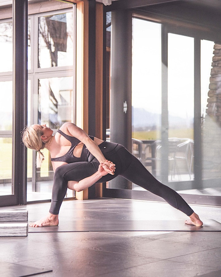 Yoga with Christy Prior image