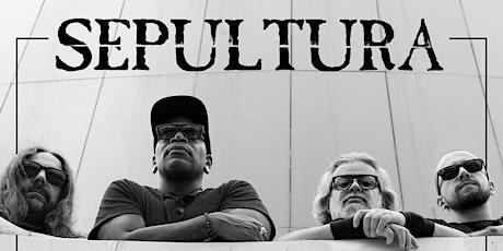 Sepultura - Quadra Tour tickets