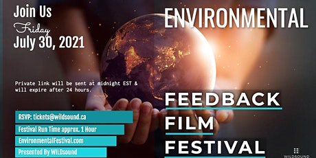 Environmental Shorts Festival this Friday – Stream for FREE all day tickets