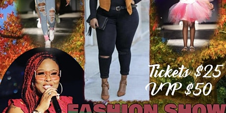 Flavors Of Fall Fashion Show ‼️ tickets