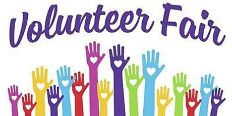 Stay Cool and Volunteer from Home. Join Us at the Volunteer Fair tickets