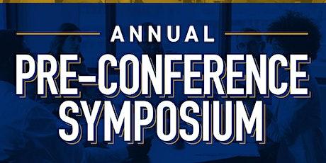 2021 Pre-Conference Symposium tickets