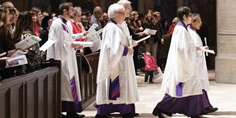 Grace Cathedral  Sunday Choral Eucharist tickets