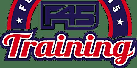 F45 Training Landmark Bootcamp Wednesday (7/28/21) - 6:30 PM tickets